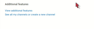 Additional feature -- Create Youtube Channel with Brand Account