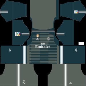 goalkeeper third kit