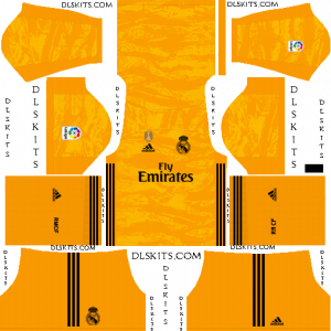 super popular 6d23e 3ead2 Real Madrid 2019/20 Kit - Dream League Soccer 2020