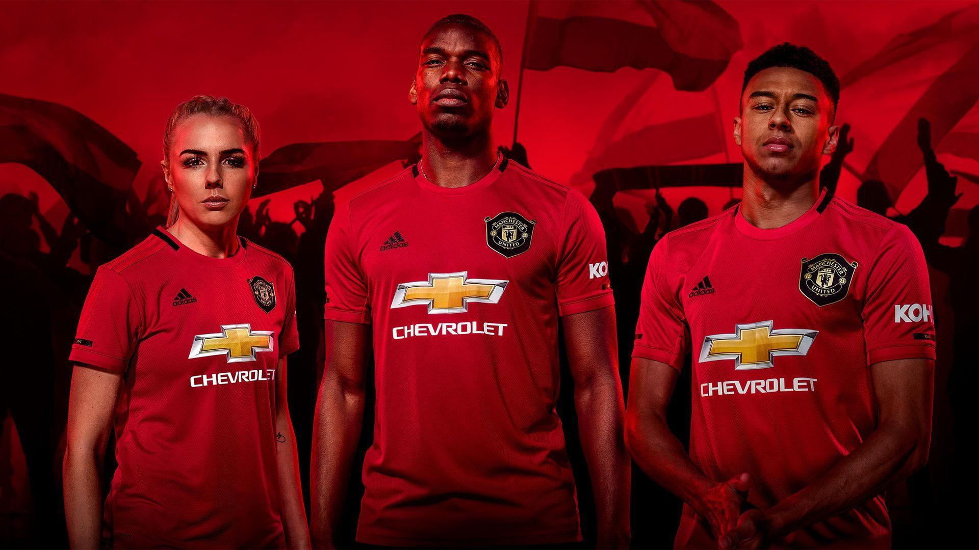 Manchester United 2019/20 Kit