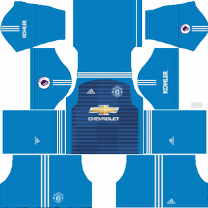 Manchester United 2019 20 Kit Dream League Soccer 2020