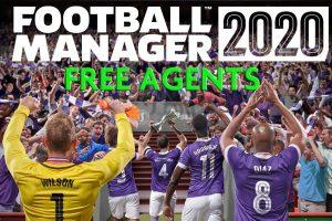 fm20 free agents